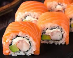 Salmon (Shake) Nigiri