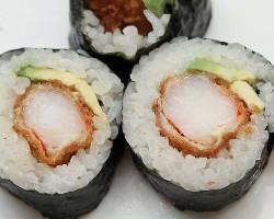 Shrimp (Ebi) Nigiri