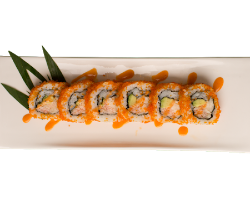 Crispy Orange California Maki