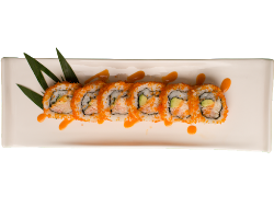 Tempura Fried California Maki