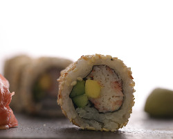 Sesame Spicy Maki