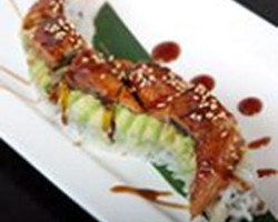 Super Dragon Roll Maki