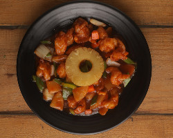 Shrimp Sweet & Sour